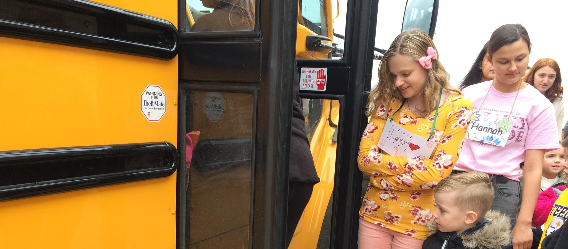 Preschool and the Bus
