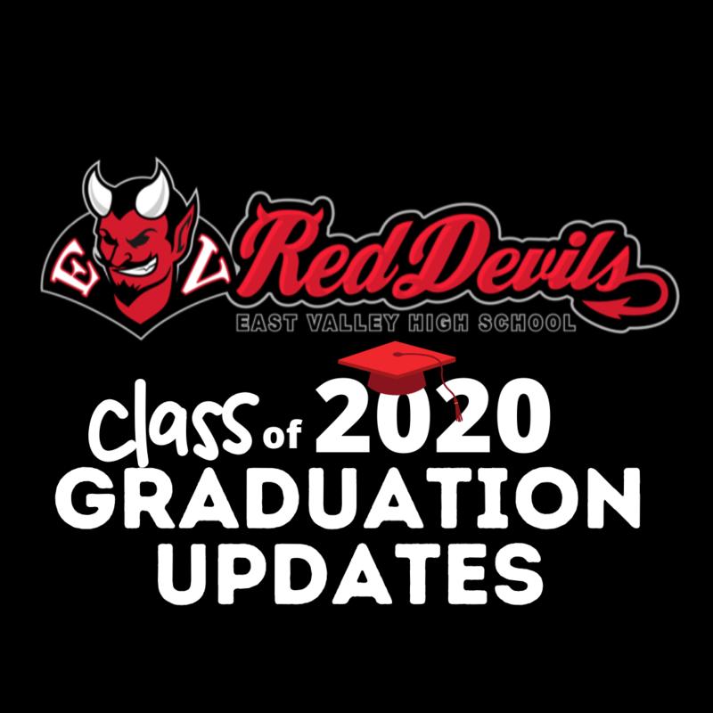Class of 2020 Graduation Updates