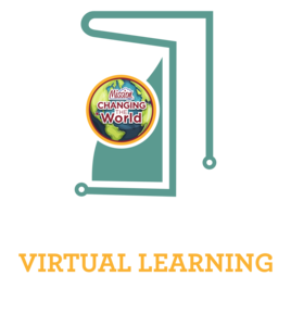 virtual learning academy graphic