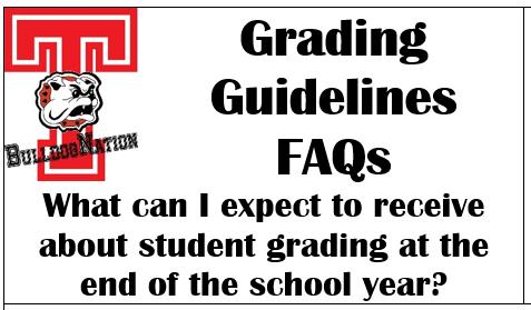 Grading FAQs
