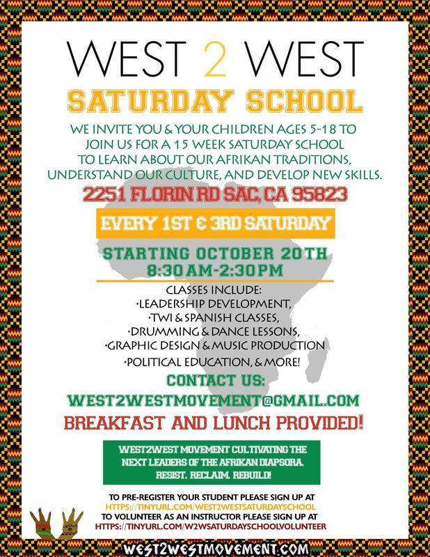 West 2 West Movement Thumbnail Image