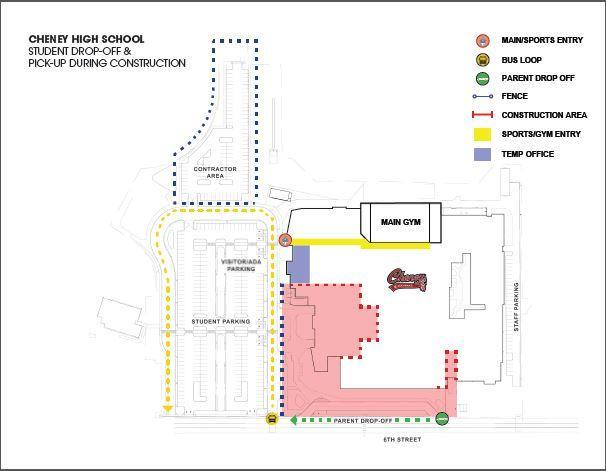 CONSTRUCTION/MAIN ENTRANCE UPDATE Thumbnail Image