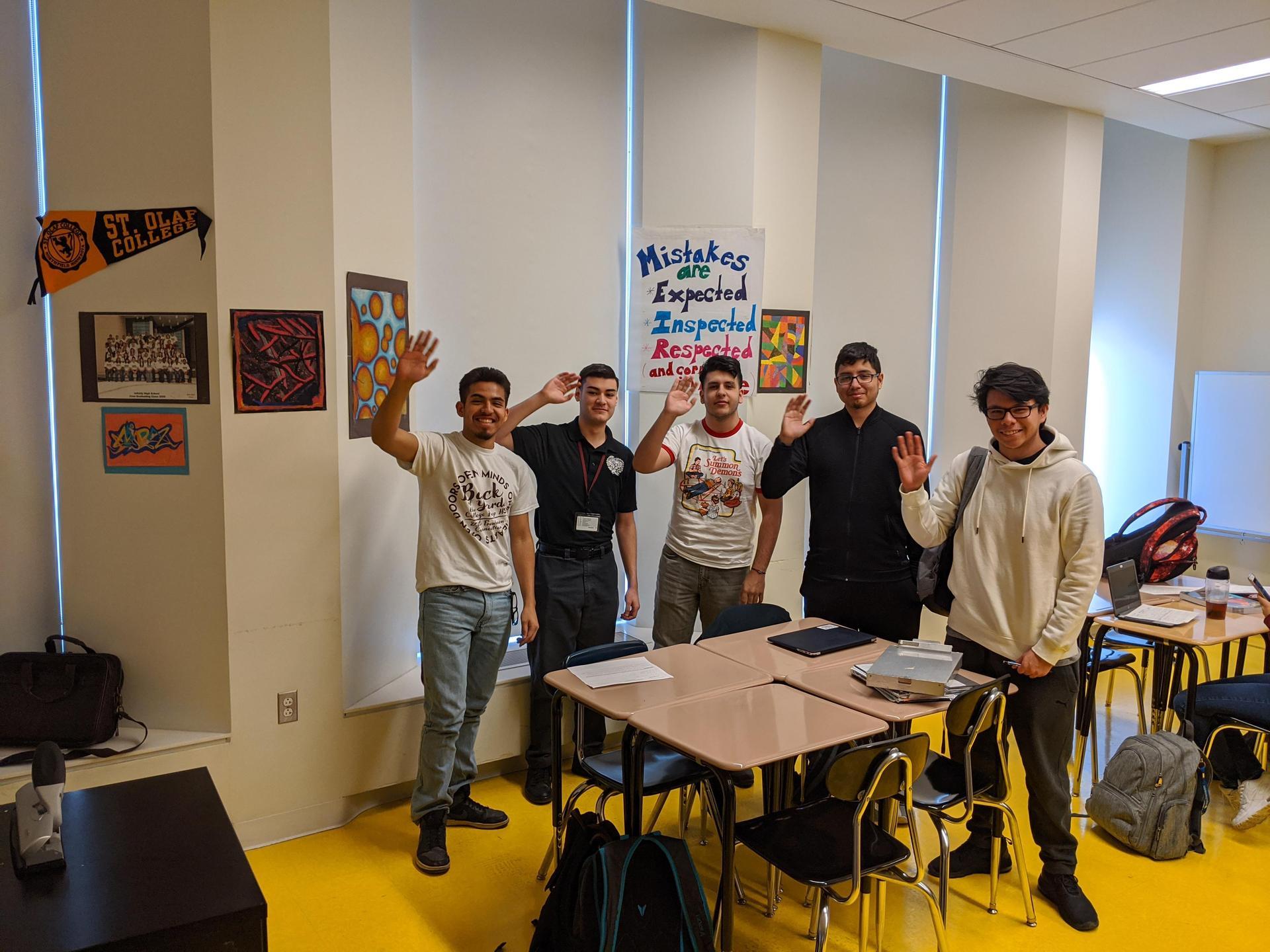 BOYCP Students Class of 2020!