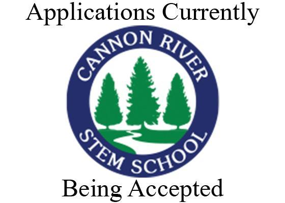 CRSS Logo with Applications Being Accepted Note