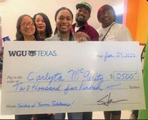 WGU Scholarship