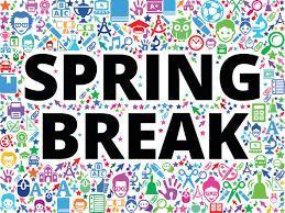 SPRING BREAK - NO SCHOOL Featured Photo