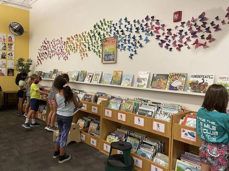 Flagstaff Academy Librarian Featured in August School Library Journal Thumbnail Image