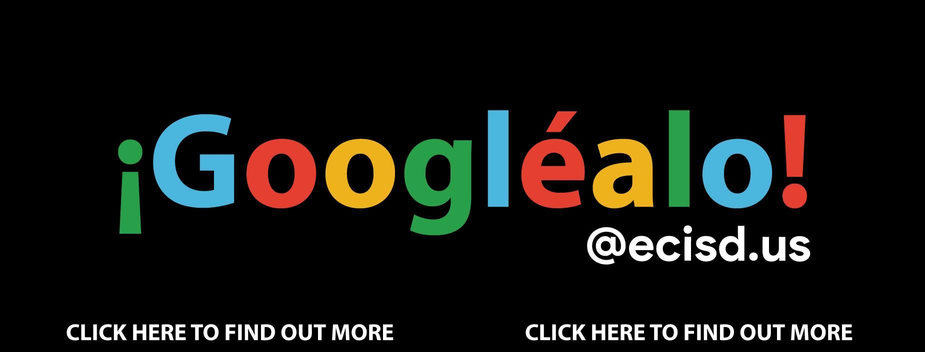 Googlealo banner