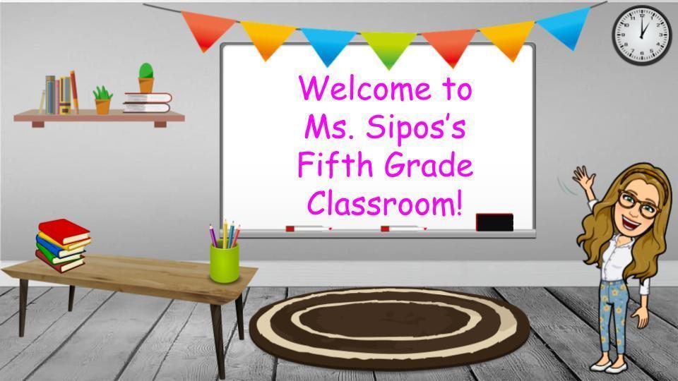 Meet Ms. Sipos