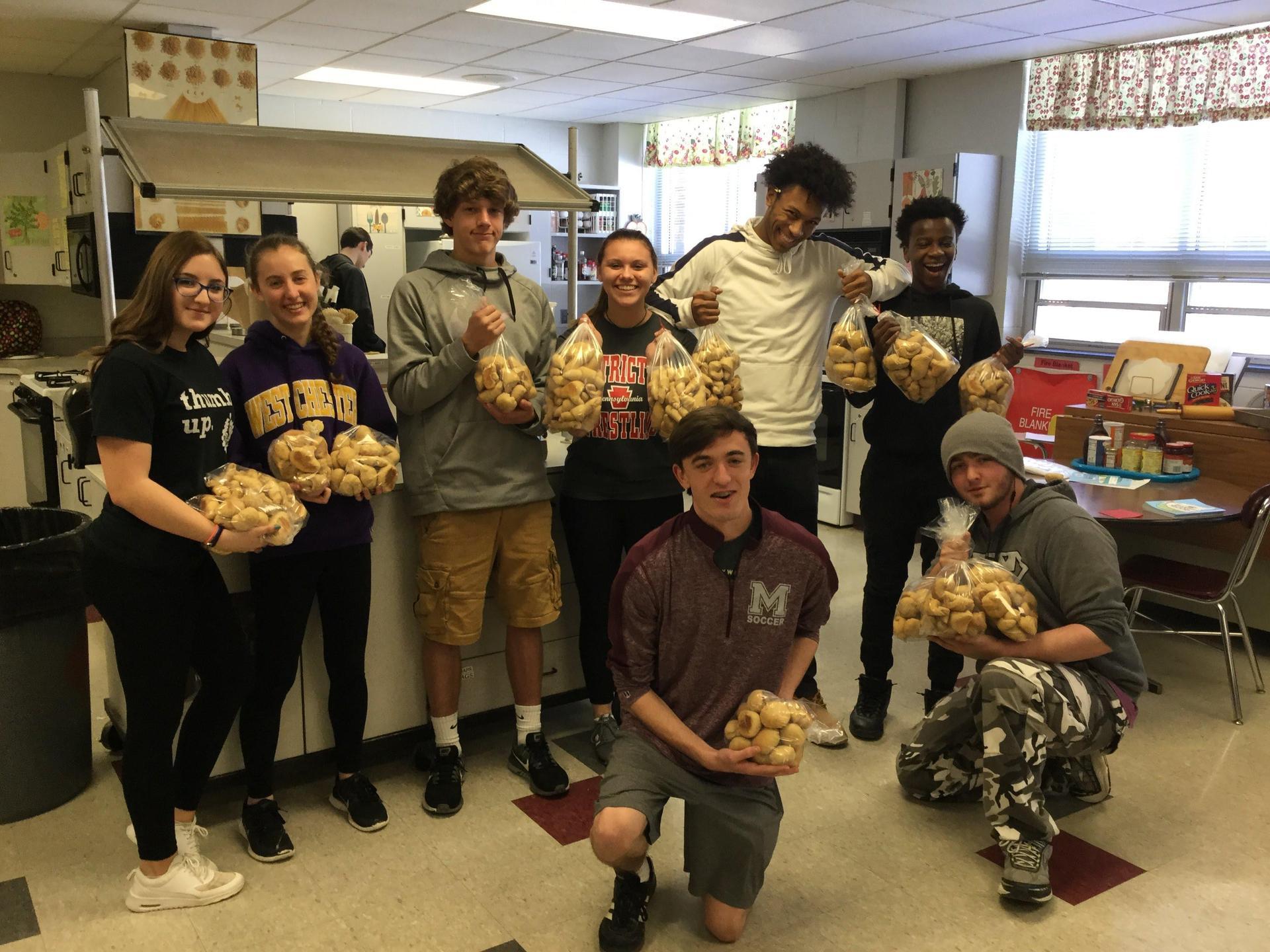King Arthur Bread Donation
