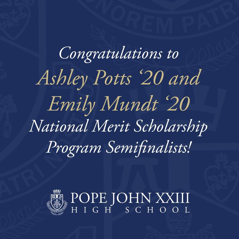 National Merit Scholarship Program 2020 PJ