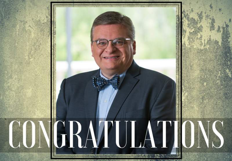 Congratulations, Dr. Jim Brooks! Thumbnail Image