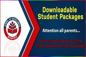 Downloadable Student Packages