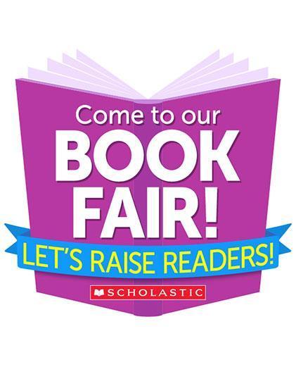 Book Fair October 22nd and November 1st at CMS