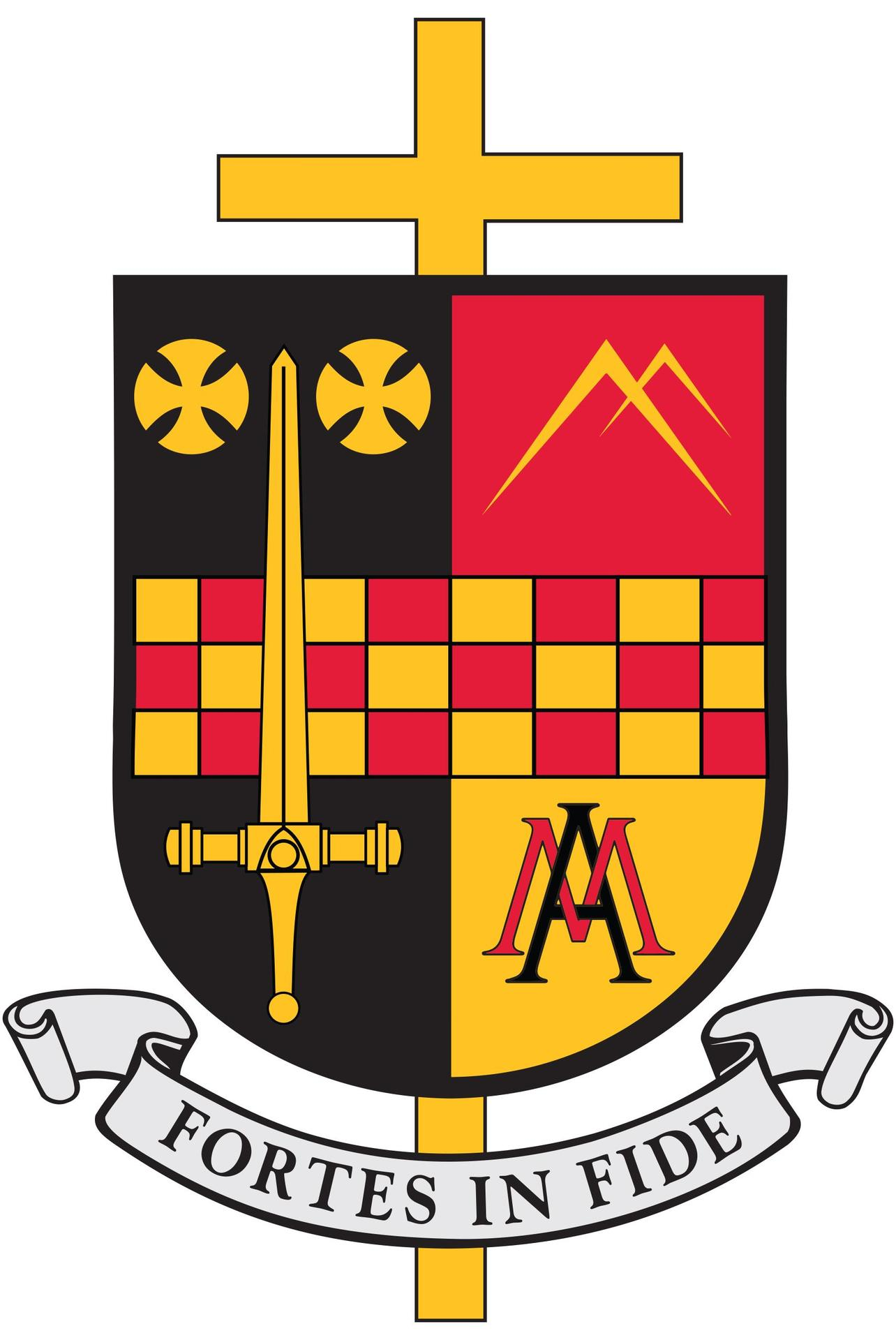 North Catholic High School Crest