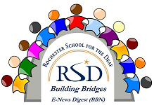 RSD Building Bridges e-News BBN Digest logo