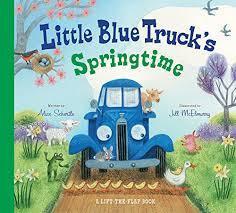 Book Little Blue Truck's Springtime