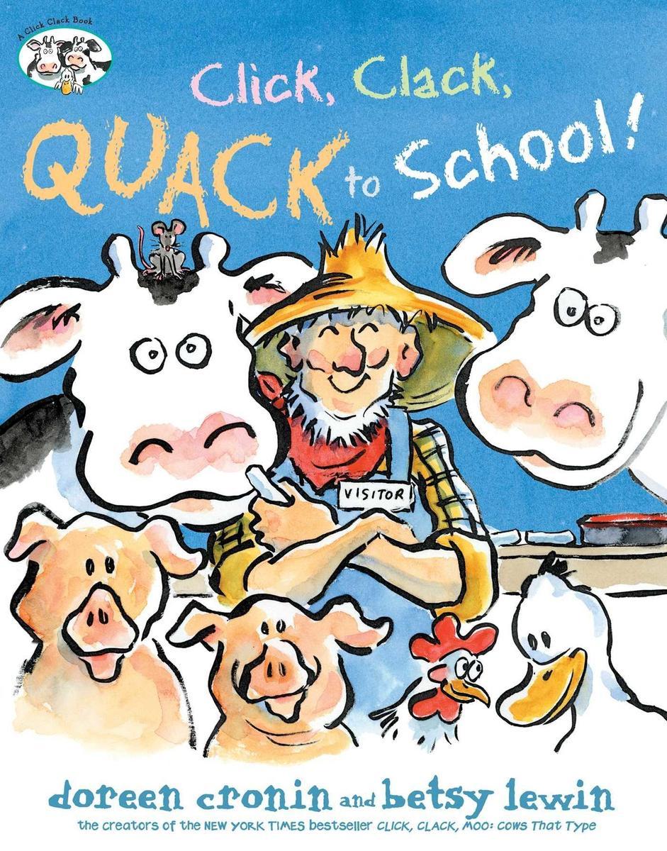 Quack to school