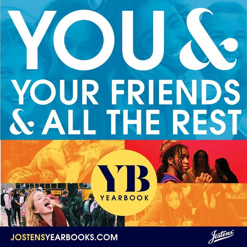 Order yearbook flier
