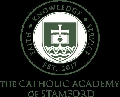 Catholic Academy of Stamford Logo