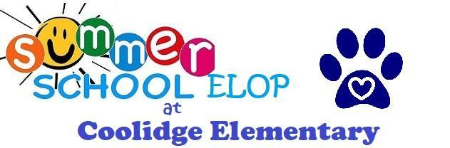 Summer School Information for Coolidge Featured Photo