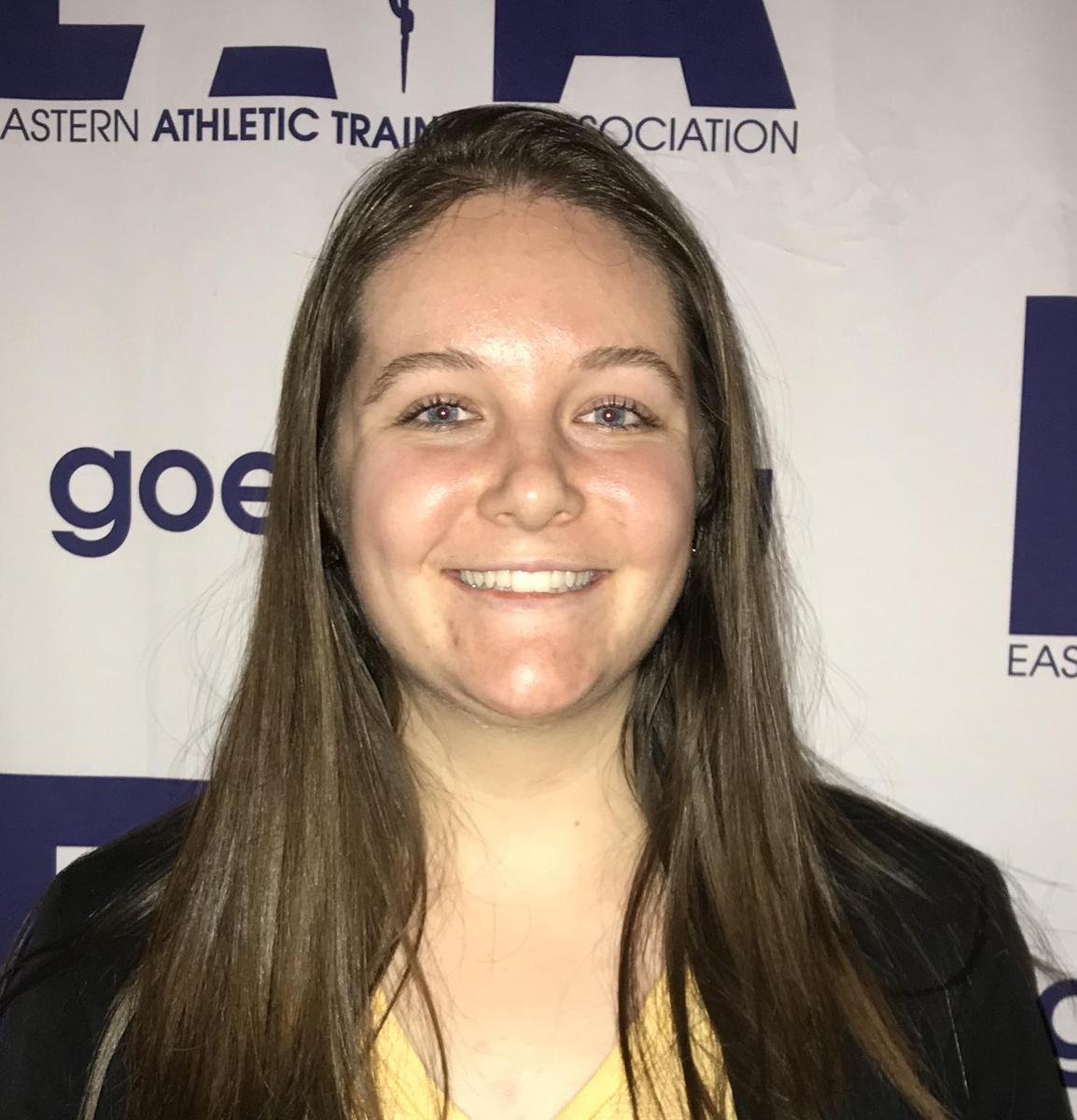 Jennifer McNamara, Athletic Trainer