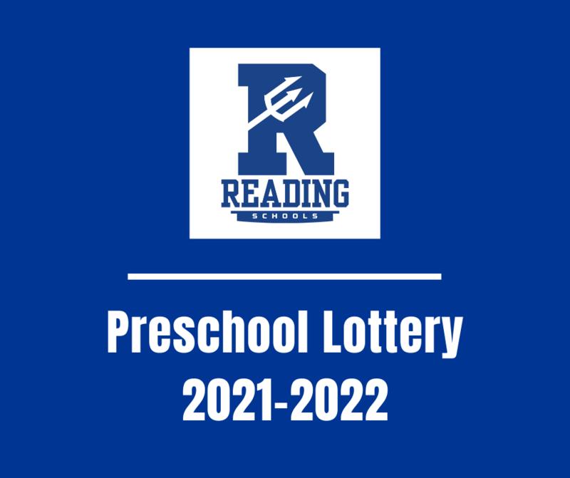Preschool lottery 2021-2022