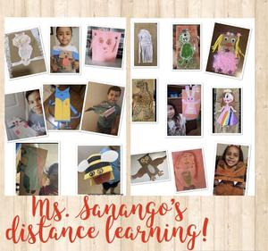 distance learning collage