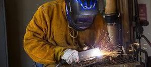 a picture of a welder