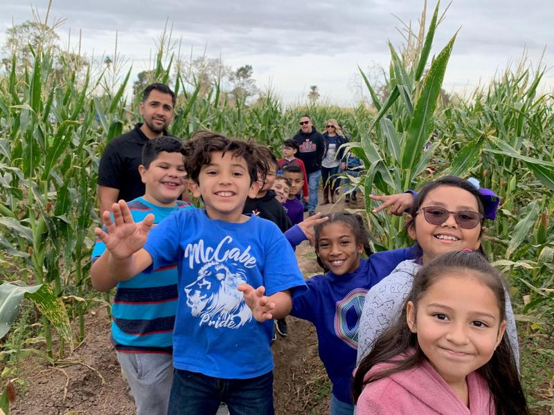 3rd Grade travels to Farm Smart on November 18th-20th! Thumbnail Image