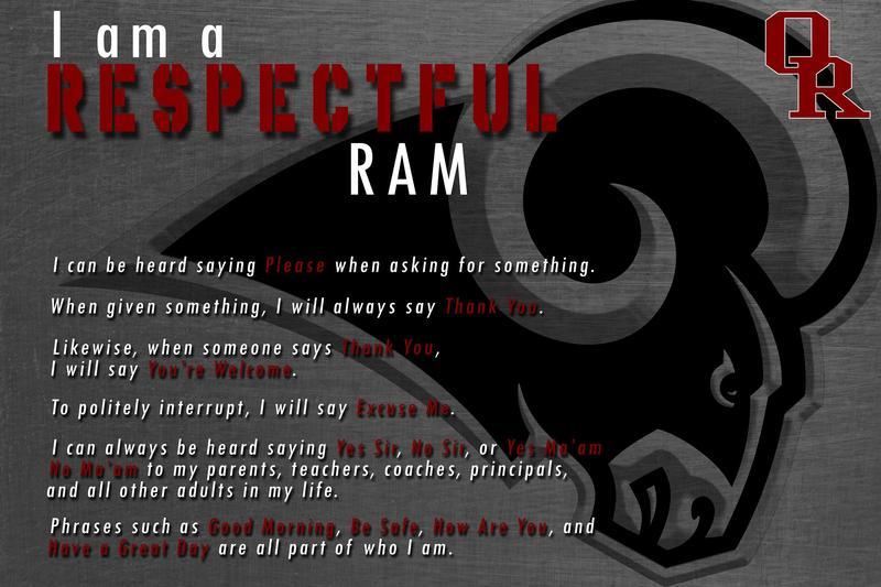 Respectful Ram Sign