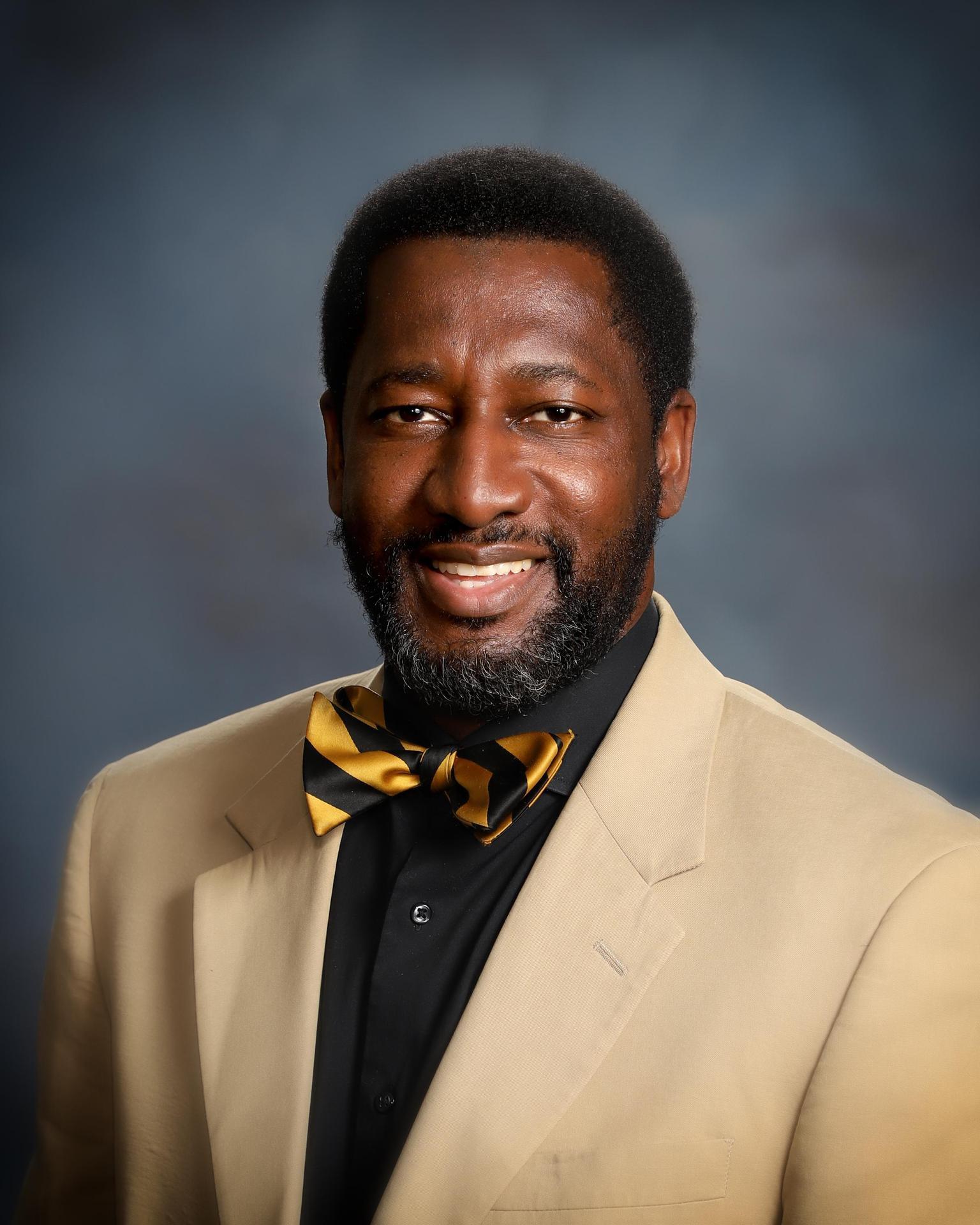 Dr. J.R. Green Superintendent
