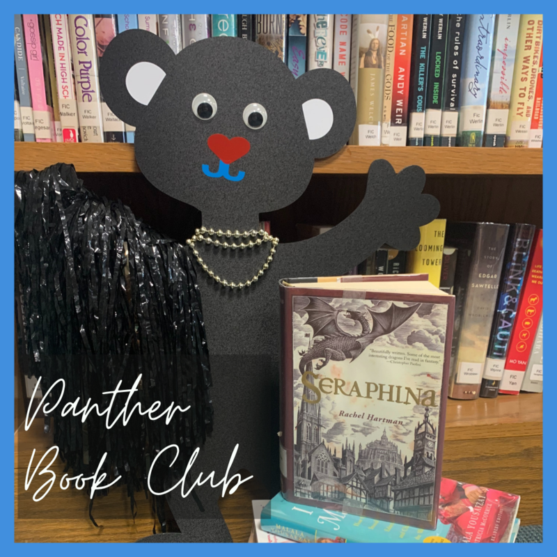 6th-8th Grade Panther Book Club Featured Photo