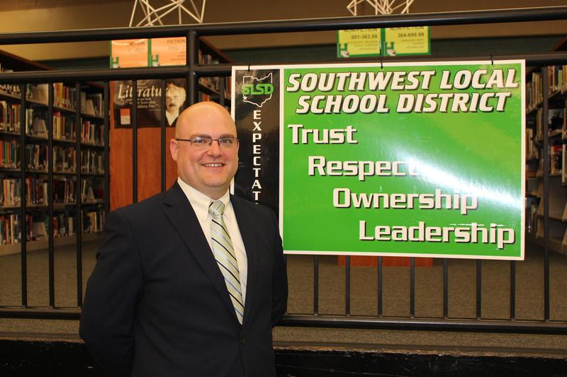 SLSD Names Thomas Lowe New Treasurer Thumbnail Image