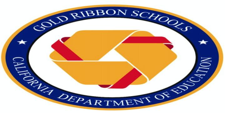 Students Golden Ribbon Award Image