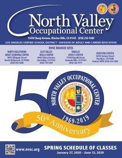 Spring 2020 NVOC catalog