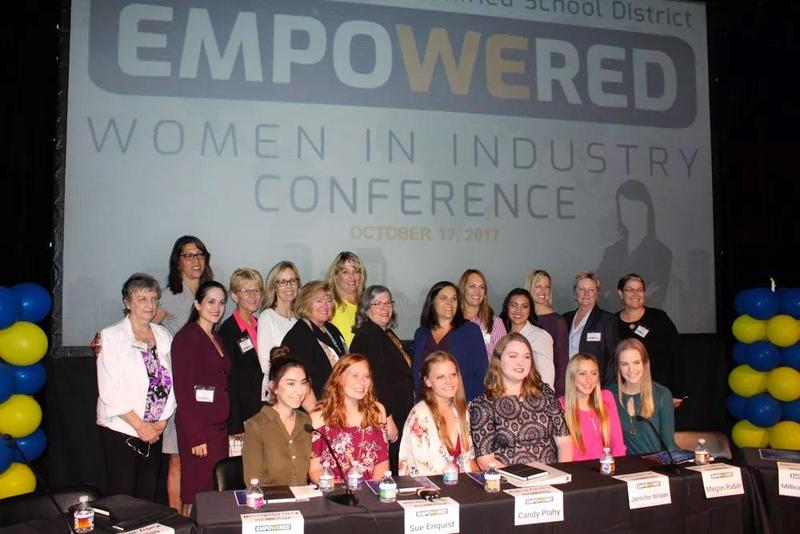 PYLUSD EMPOWERED: Women in Industry 2018
