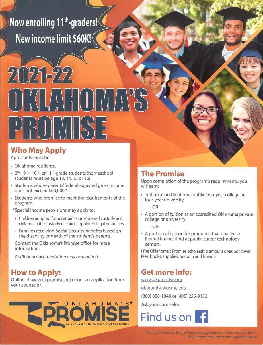 Picture: Oklahoma's Promise