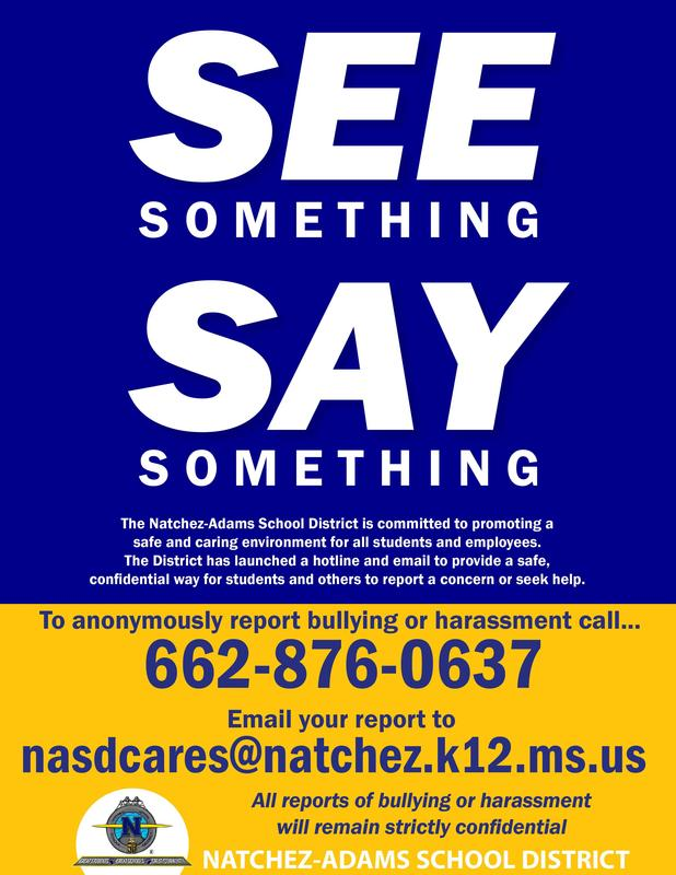 See Something, Say Something Campaign Thumbnail Image