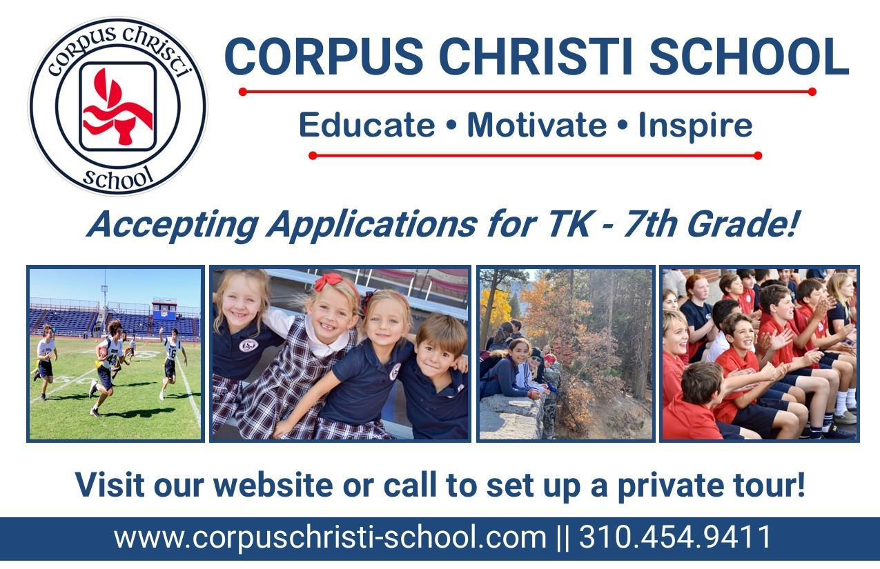 Interested in Corpus Christi School? Image