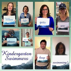 Kindergarten Swimmers