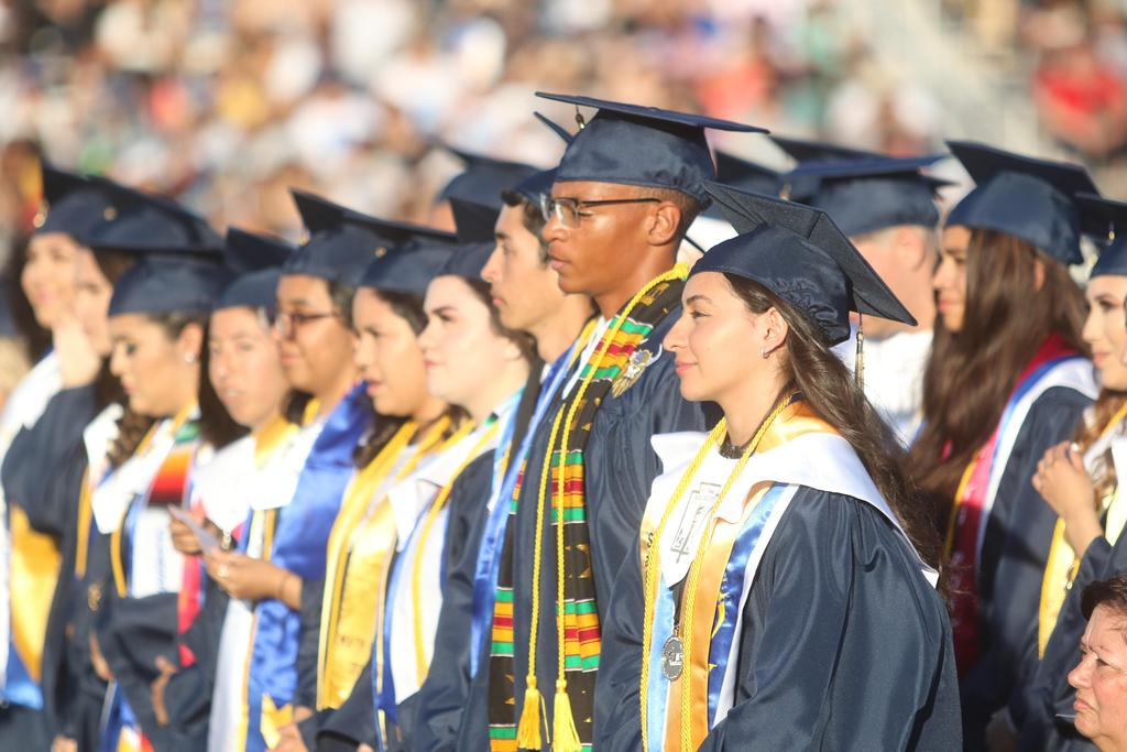Moreno Valley HS Graduation