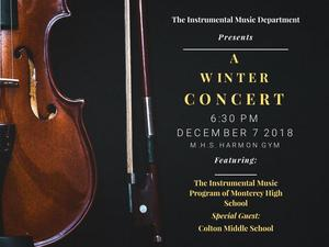 Winter Music Concert
