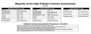 9 Weeks DCA Schedule - Fall 2018.jpg
