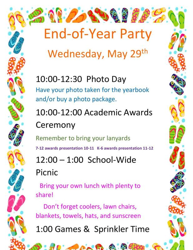 End-of-Year Party