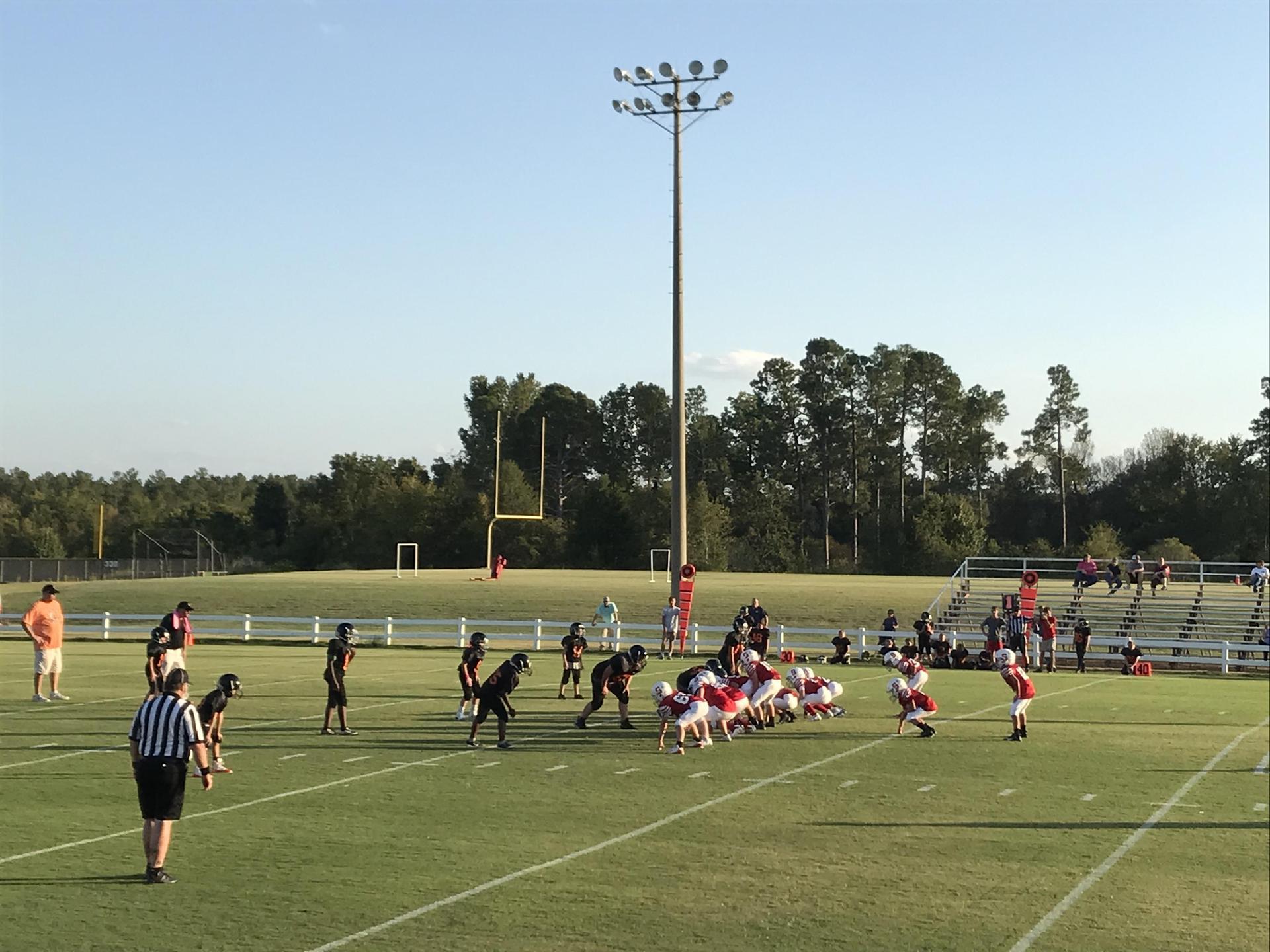 Jr. Pro Football