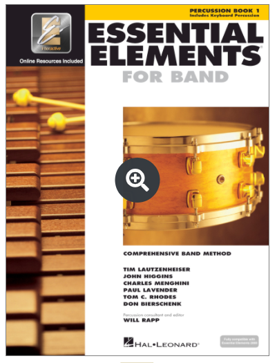 Essential Elements Interactive for Band