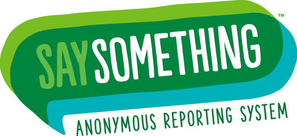 Say Something Anonymous Reporting App