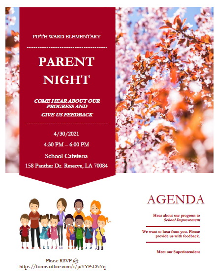 Parent Night 2021