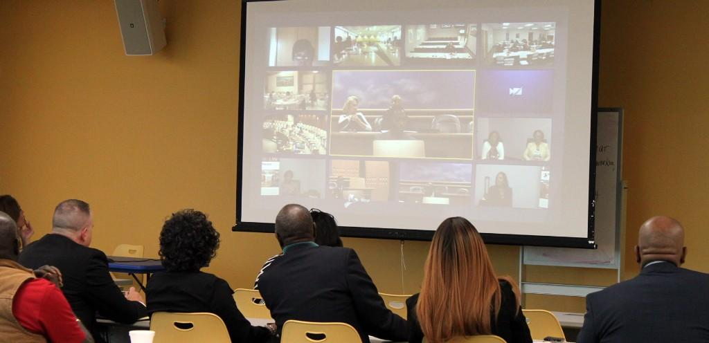 Nonviolence Week Video Conference - 101717